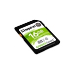 Kingston Canvas Select SDHC 16GB - Memoria Flash