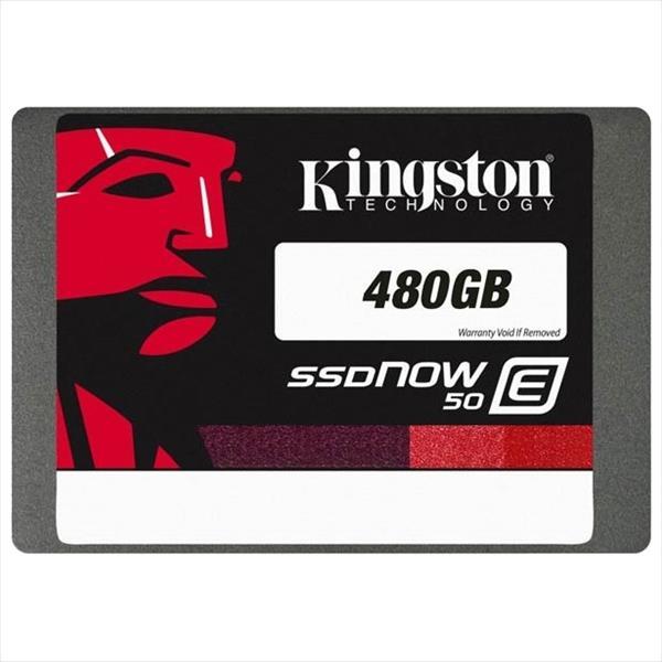 Kingston SSDNow E50 480GB  Disco Duro SSD