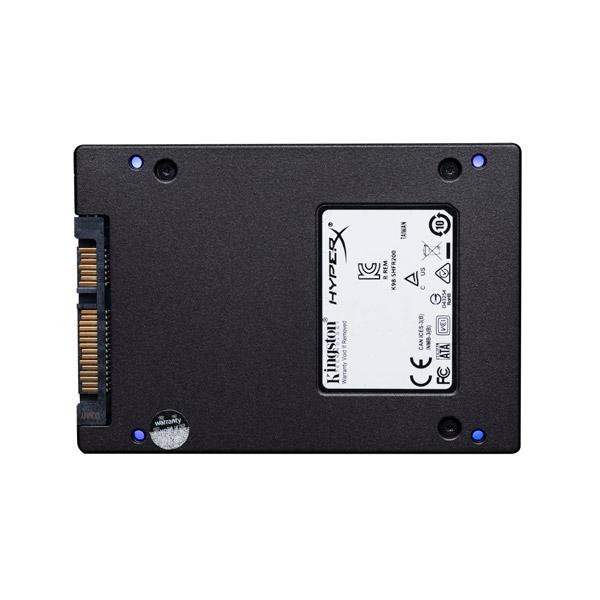 Kingston HyperX Fury RGB 480GB - Disco Duro SSD
