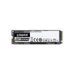 Kingston KC2000 1TB M.2 NVMe PCIe - Disco Duro SSD