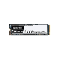 Kingston KC2000 1TB M.2 NVMe PCIe - Disco Duro SSD