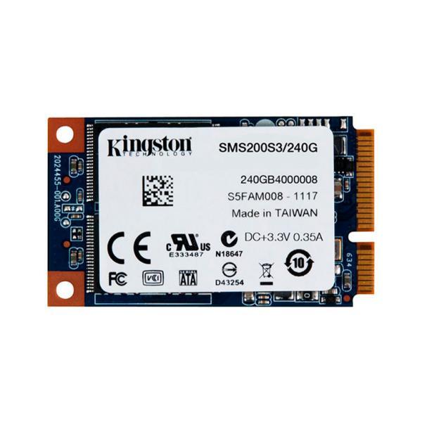 Kingston SSDNow mS200 240GB mSATA – Unidad M.2