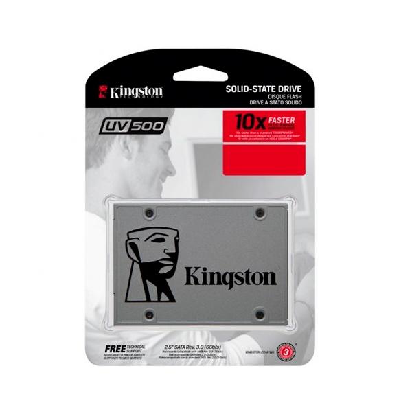 480GB SSDNOW UV500 SATA3 2.5   INT .