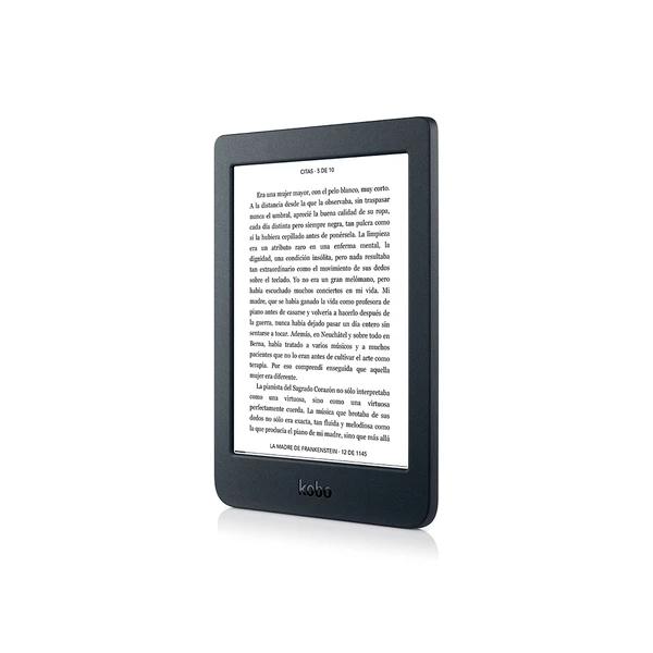 Kobo Nia eReader 6 8GB Negro  Libro Electrónico