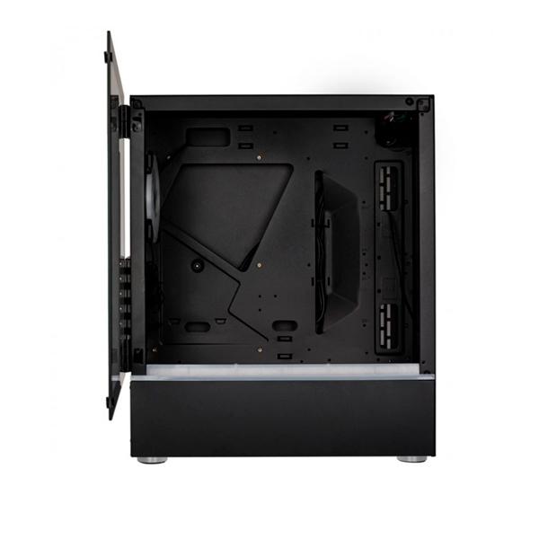 Kolink Bastion RGB negro ATX  Caja