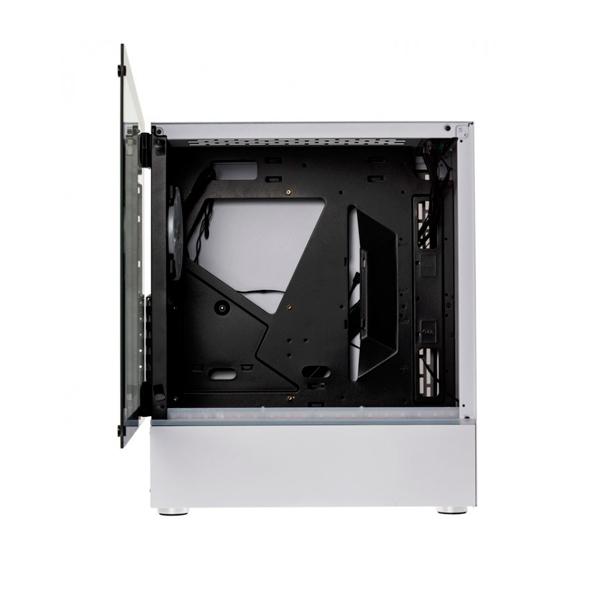 Kolink Bastion RGB blanco ATX  Caja