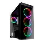 Kolink Horizon RGB negra ATX - Caja