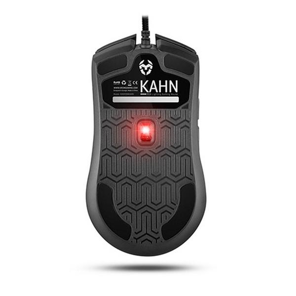 Krom Kahn RGB 5000 DPI – Ratón