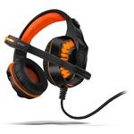Krom Konor negro gaming - Auricular