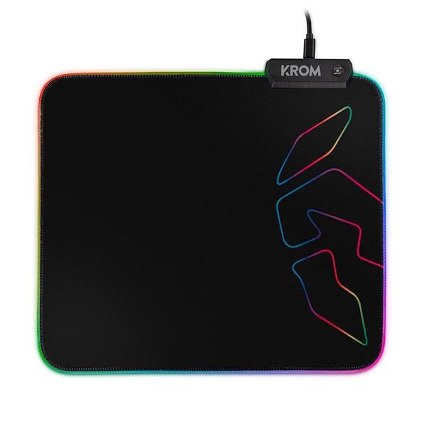 Krom Knout RGB  Alfombrilla