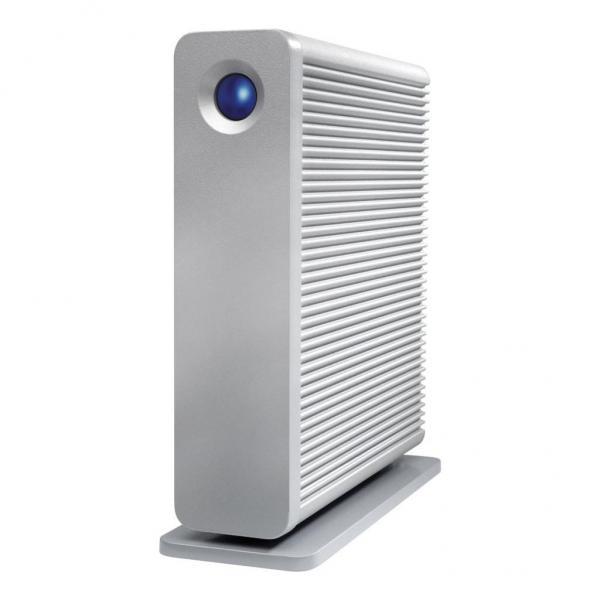LaCie d2 Quadra 4TB FireWire USB 3.0 – Disco Duro Ext