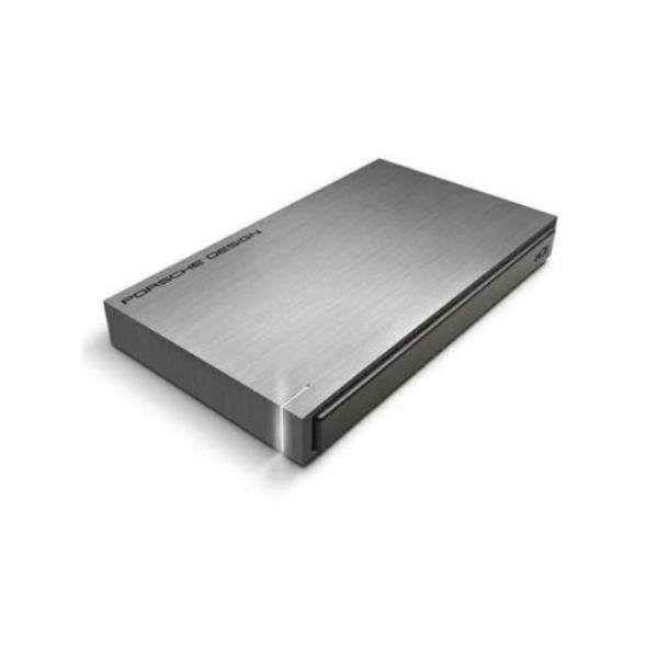 """LaCie Porsche Design P""""9220 2TB USB 3.0 – Disco Duro Ext"""
