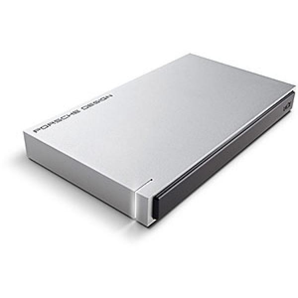 """LaCie Porsche Design P""""9223 2TB USB 3.0 – Disco Duro Ext"""