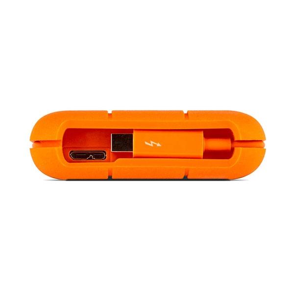 Lacie Rugged 1TB Thunderbolt USB 30  Disco Duro Externo