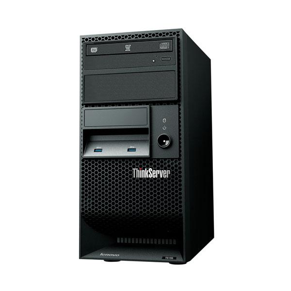 Lenovo ThinkServer TS150 E31225V6 8GB 2x1TB 4U  Servidor
