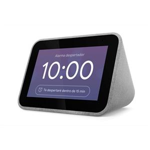 Lenovo Smart Clock  Inteligente con Asistente de Google  Reloj Despertador