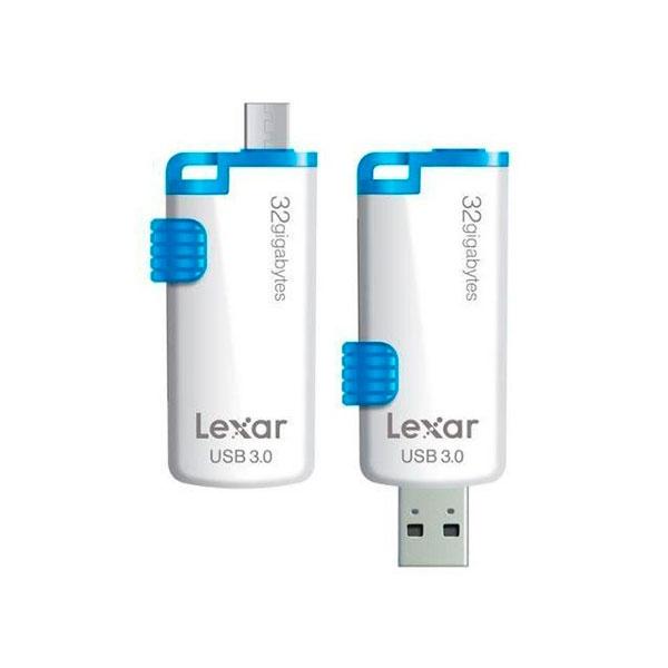 Lexar JumpDrive M20 OTG USB 30 32GB  Pendrive