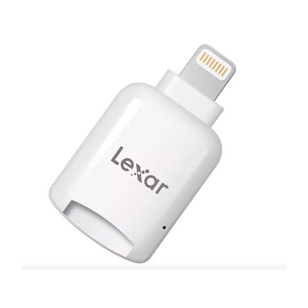 Lexar microSD a Lighting – Lector de tarjetas