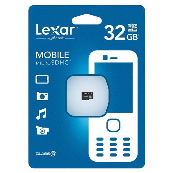 Lexar 32GB – Tarjeta MicroSD