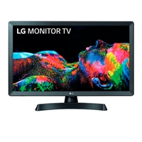"""LG 24TL510S 23,6"""" HD Ready HDMI Negro - Smart TV"""