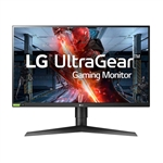 LG UltraGear 27GL850B 27 QHD 2K nano IPS 1ms 144Hz Gaming  Monitor