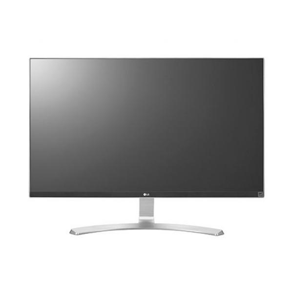 LG 27UD68W 27 blanco  Monitor