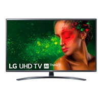 "LG 49UM7400 49"" 4K HDR IPS Smart TV AI HDMI USB -TV"