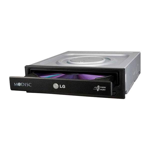 LG GH24 Interna SATA Negra – Grabadora DVD