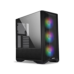 Lian Li Lancool II mesh RGB negro  Caja