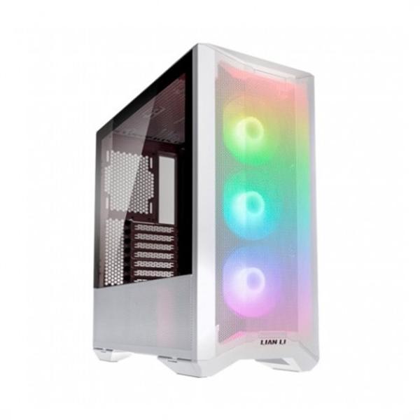 Lian Li Lancool II mesh RGB blanco  Caja