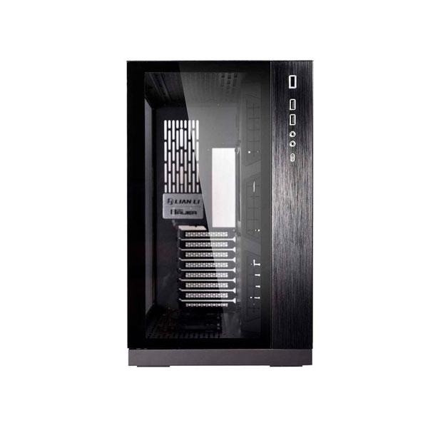 Lian Li PC-O11DX Dynamic cristal templado negra - Caja