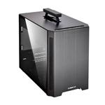 Lian Li TU150 Mini ITX Negro  Caja