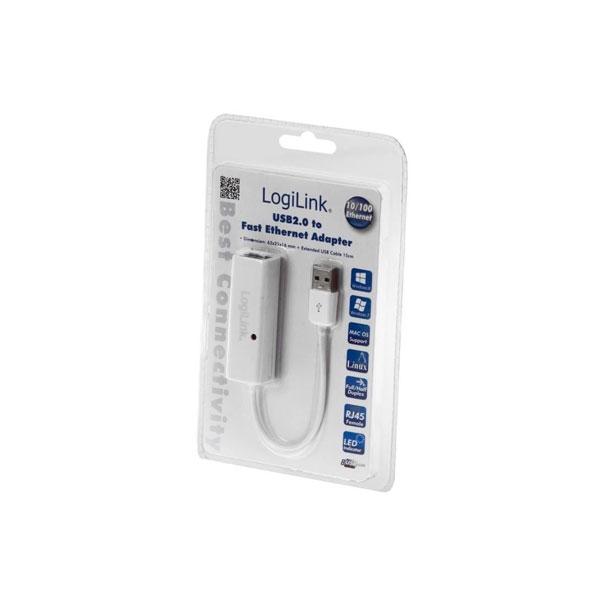 CABLE USB A RJ45 LOGILINK
