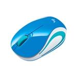 Logitech M187 azul Wireless- Ratón
