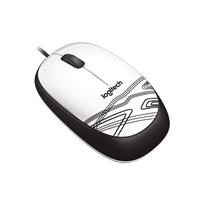 Logitech M105 blanco – Ratón