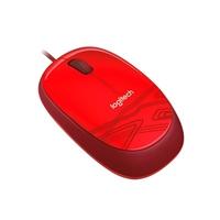Logitech M105 rojo – Ratón