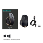 Logitech MX Master Bluetooth / Wireless - Ratón