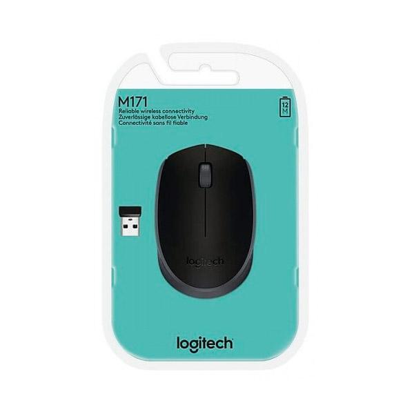 Logitech M171 negro  Ratón