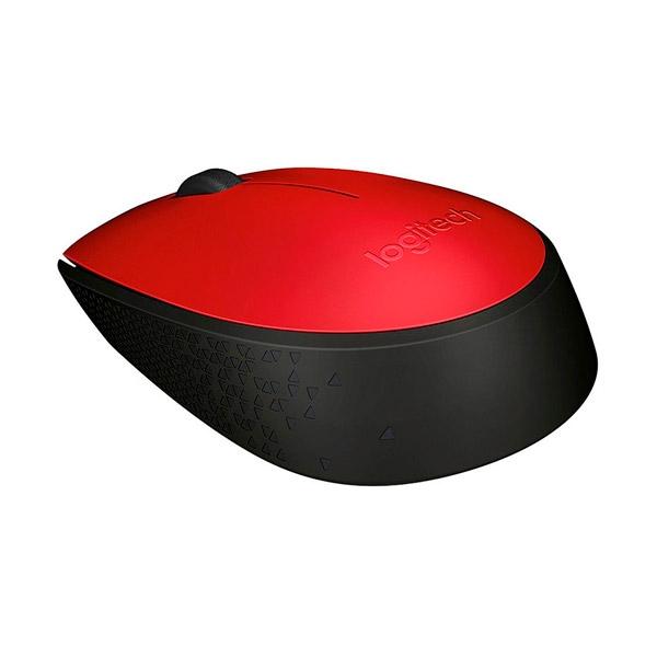 Logitech M171 rojo - Ratón