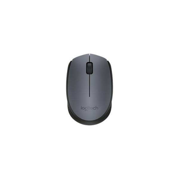 Logitech M170 GRIS Wireless - Ratón
