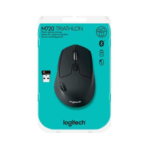Logitech M720 triathlon unifying y Bluetooth  Ratón
