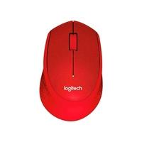 Logitech M330 Silent Plus rojo – Ratón
