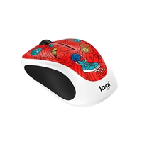 Mouse logitech m238 optico wireless doodle collection