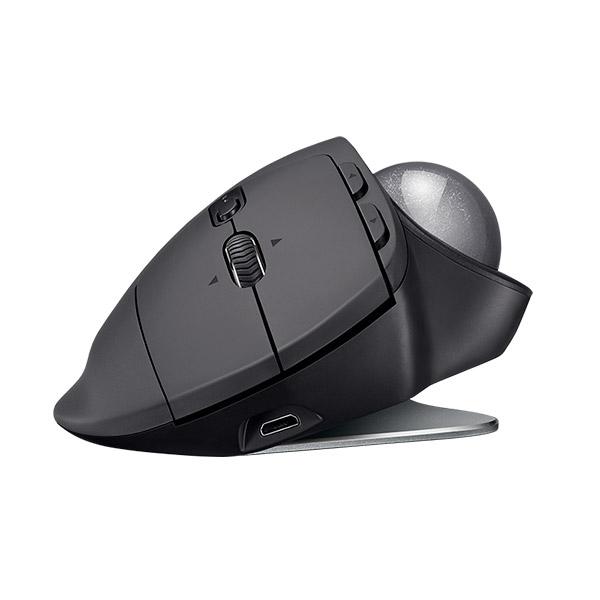 Logitech MX Ergo graphite wireless - Trackball