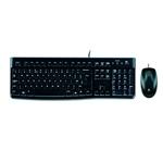 Logitech combo MK120 - Kit teclado y ratón