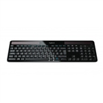 Logitech K750 Solar Wireless - Teclado