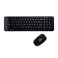 Logitech MK220 Wireless – Kit teclado y ratón