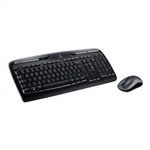 Logitech Wireless Combo MK330 - Kit teclado y ratón
