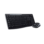 Logitech MK270 ingles Wireless - Kit teclado y ratón