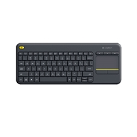 Logitech K400 Plus negro Wireless  Teclado